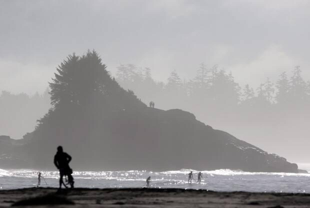 Classic campfires are no longer allowed on Tofino's beaches.