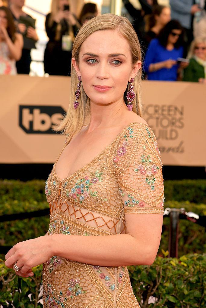Emily Blunt (Photo: Getty Images)