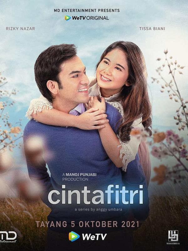 Poster film Cinta Fitri The Series. (Foto: Dok. MD Pictures)