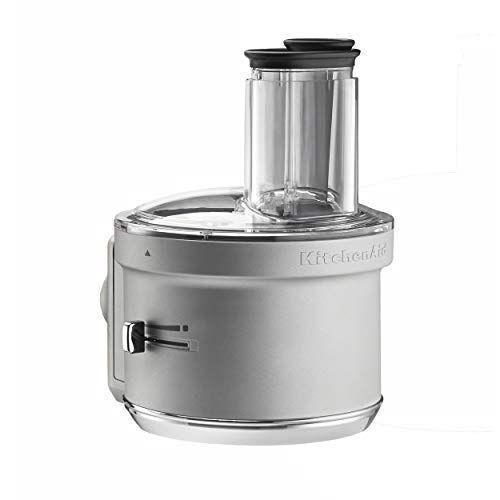 """<p><strong>KitchenAid</strong></p><p>amazon.com</p><p><strong>$149.99</strong></p><p><a href=""""https://www.amazon.com/dp/B00LEBP5IG?tag=syn-yahoo-20&ascsubtag=%5Bartid%7C10050.g.35997285%5Bsrc%7Cyahoo-us"""" rel=""""nofollow noopener"""" target=""""_blank"""" data-ylk=""""slk:SHOP NOW"""" class=""""link rapid-noclick-resp"""">SHOP NOW</a></p><p>Or, if you're looking for a tear-free way to cut onions, this food processor attachment will be your new BFF.</p>"""