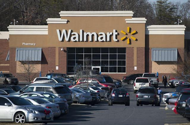 Walmart is attempting to bring customers into stores this holiday season.