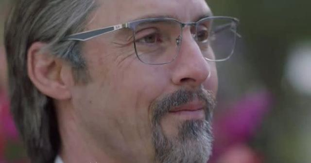 """An older version of Jack Pearson on """"This Is Us."""""""