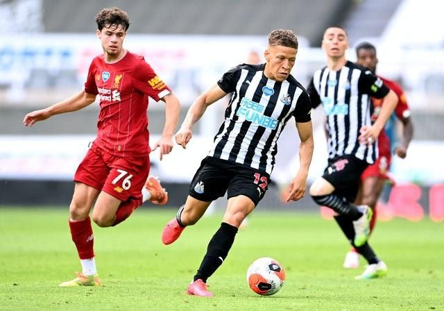 Newcastle United v Liverpool – Premier League – St James' Park