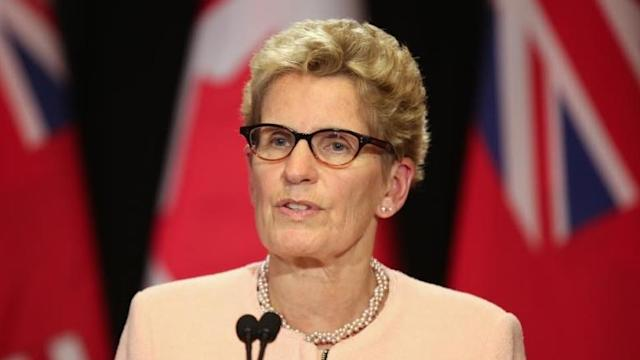 Premier Kathleen Wynne to tour college, host town hall in Windsor today