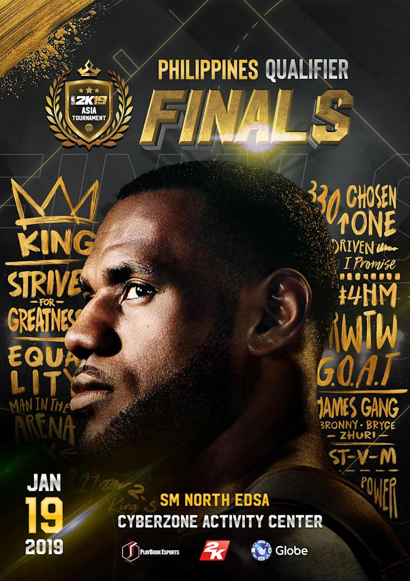 Image result for nba 2k19 philippine qualifier finals