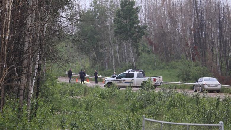 Man found dead on Fort McMurray road was homicide victim, RCMP say