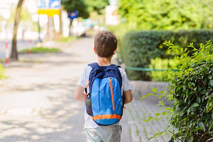 Utah has passed a law making it OK for families to practice free-range parenting. (Photo: Getty Images)