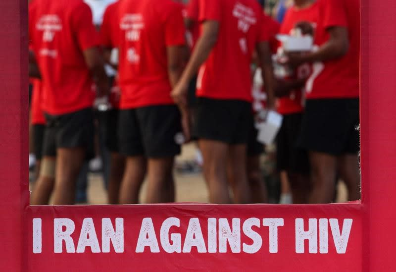 AIDS report: Kids are lagging and COVID-19 is harming care