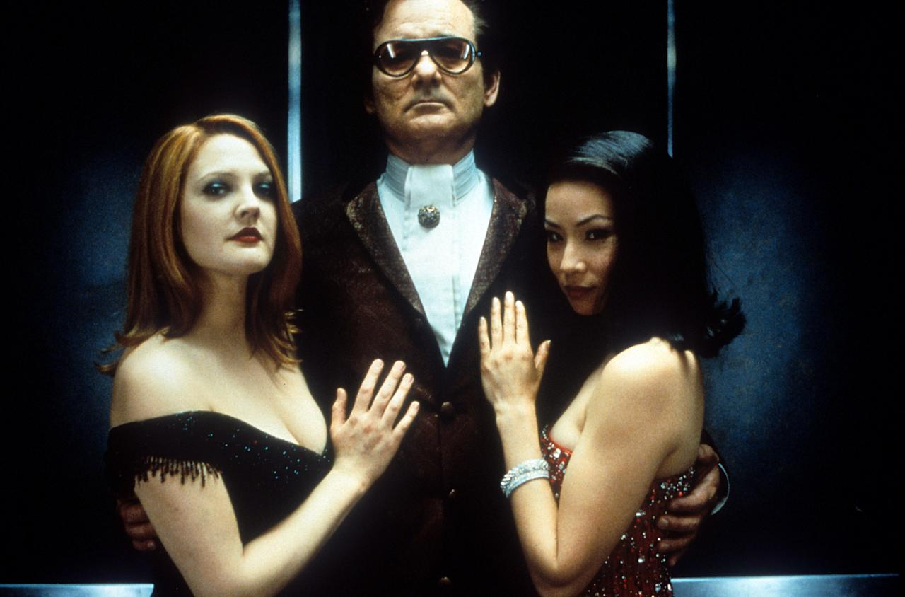 <p>Though Cameron Diaz, Drew Barrymore, and Lucy Liu all seemed to get along just fine on the set of 2000's <em>Charlie's Angels</em>, Bill Murray took it upon himself to liven things up mid-scene by reportedly turning to Liu and telling the actress she couldn't act. Liu, for her part, stayed in character by throwing Murray a punch—and came out on top by landing a role in the sequel, which Murray definitely did not.</p>