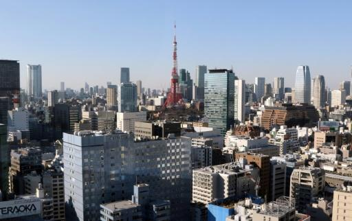 Japan economy Q1 growth weaker than thought: govt
