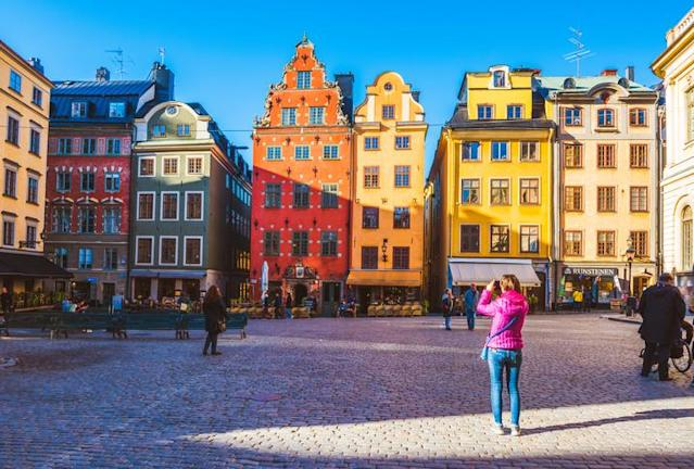 <p>No. 9: Sweden<br> Average cost per 100 km: $6.96<br> (Photo: Getty) </p>