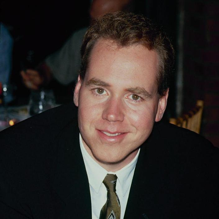 Bret Easton Ellis was only 26 when American Psycho was published in 1991 - Time/Life
