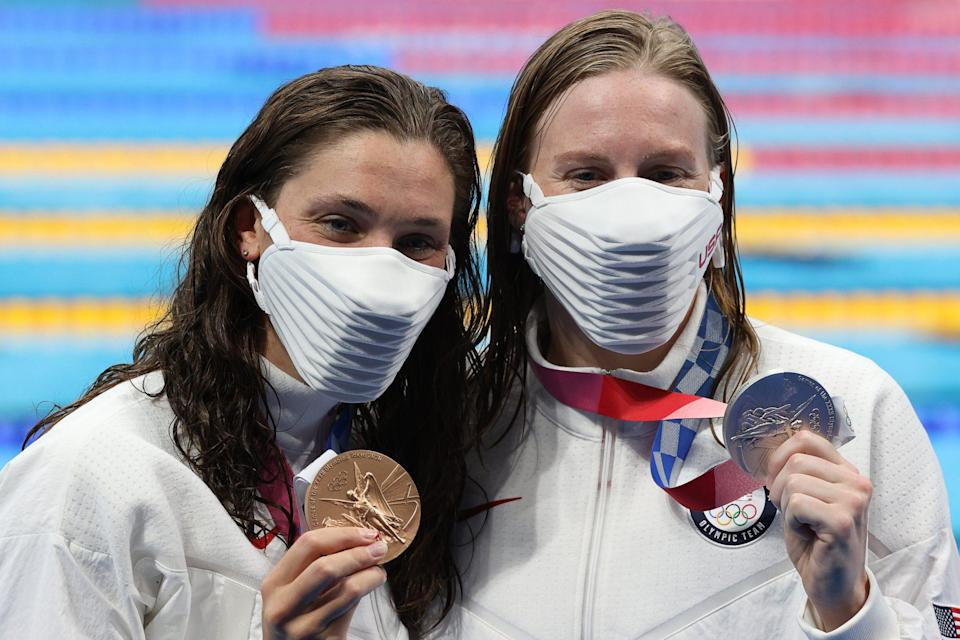 """<p>Biography: 24 years old</p> <p>Event: Women's 200m breaststroke (swimming)</p> <p>Quote: """"I've been doing the math in my head for years now, I've known I've had that swim in me for so long. I knew it was possible. I just had to send it off the cliff that first 100 and pray to get back. Very, very excited to finally break that barrier.""""</p>"""