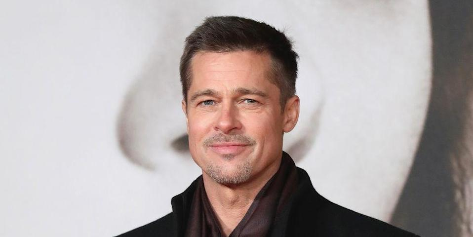 """<p>Brad Pitt starts """"<a href=""""https://www.marieclaire.com/celebrity/a14461264/brad-pitt-casually-dating/"""" rel=""""nofollow noopener"""" target=""""_blank"""" data-ylk=""""slk:casually dating"""" class=""""link rapid-noclick-resp"""">casually dating</a>"""" in the wake of his split from Angelina Jolie, with a source saying: """"He has been going out but there is nothing serious in the dating area at all, nothing to speak of at this point.""""</p>"""