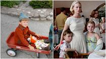 "<p>Fun fact: Approximately 8,000 kids played Bobby Draper on<em> Mad Men</em>. Here's just two of them. A ton of child actors cycled in and out of the role, include Maxwell Huckabee, Aaron Hart, Jared Gilmore, and Mason Vale Cotton—all while Kiernan Shipka managed to retain her job as Sally for the entire series. Speaking of Kiernan, she <a href=""https://screencrush.com/mad-men-kiernan-shipka-bobby-draper/"" rel=""nofollow noopener"" target=""_blank"" data-ylk=""slk:says"" class=""link rapid-noclick-resp"">says</a> all the Bobbys had different nicknames, like Bucket Head Bobby and Slurpee Bobby. At least they made an impression?</p>"