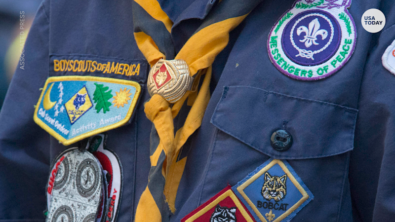 VIDEO THUMBNAIL - Boy Scouts File For Bankruptcy