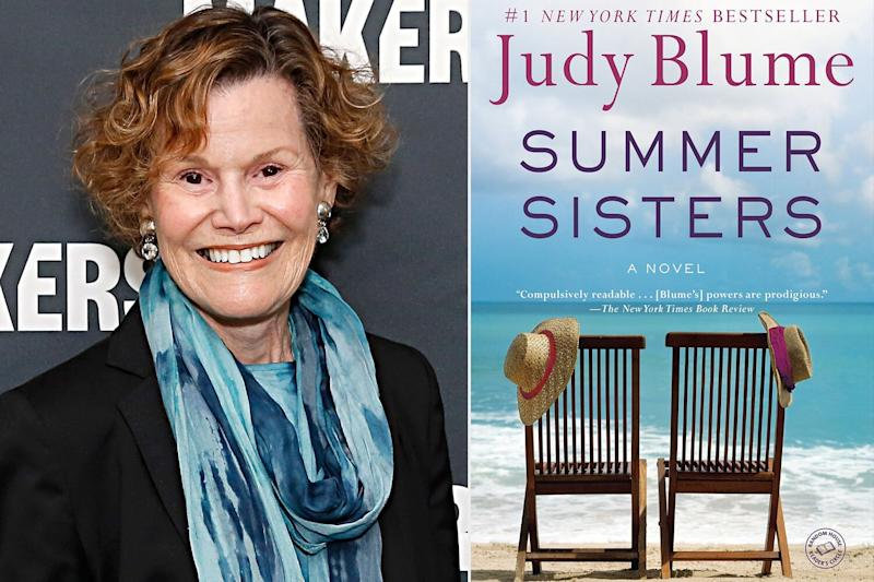 Judy Blume's Coming-of-Age Novel Summer Sisters Is Becoming a Hulu Series