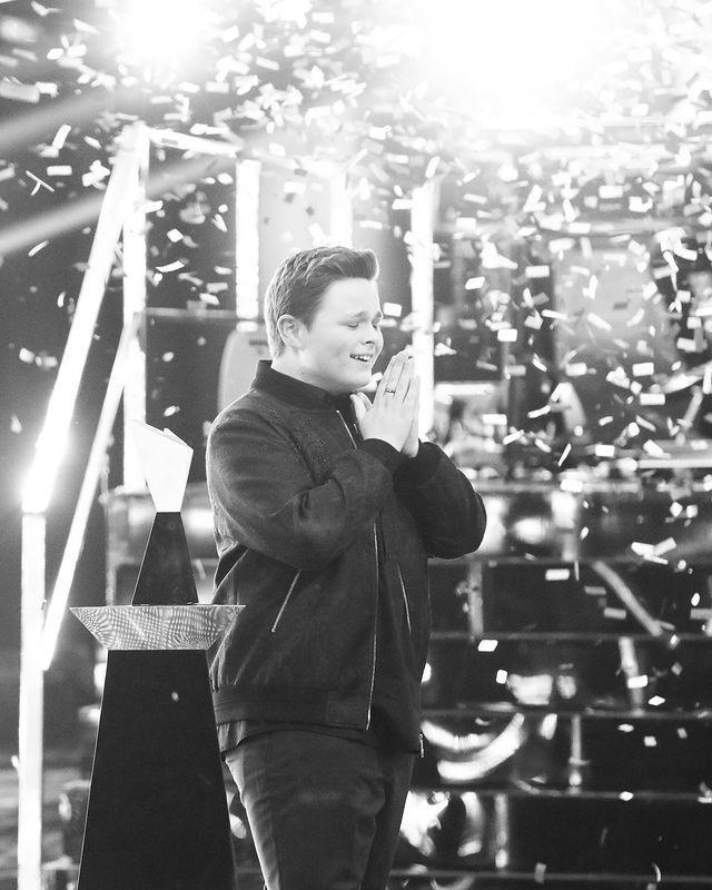"""<p>Carter began his journey on <em>The Voice</em> when he was 14, but his passion for singing started when he was just 7 years old. By the time he won the show, he was 15, making him the youngest male singer to win <em>The Voice</em>. Brynn Cartelli, the winner of Season 14, was also 15 when she won. </p><p><a href=""""https://www.instagram.com/p/CI2MJc-A85Z/"""" rel=""""nofollow noopener"""" target=""""_blank"""" data-ylk=""""slk:See the original post on Instagram"""" class=""""link rapid-noclick-resp"""">See the original post on Instagram</a></p>"""