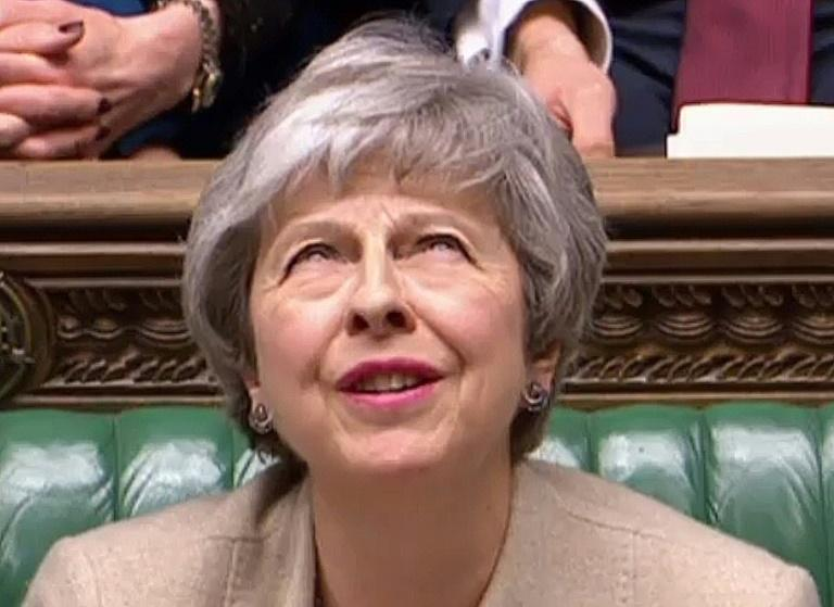 Theresa May demande un nouveau report — Brexit