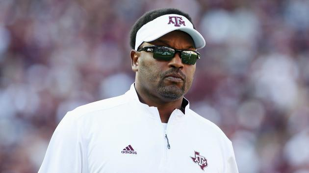 Pressure intensifies for Texas A&M's Kevin Sumlin after loss