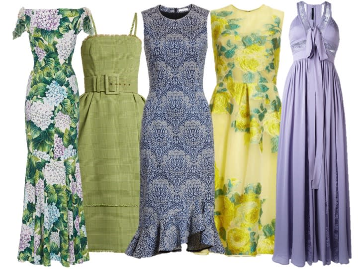 <p>Dresses for every kind of summer affair, from casual beach parties to formal black-tie soirées. <br></p>