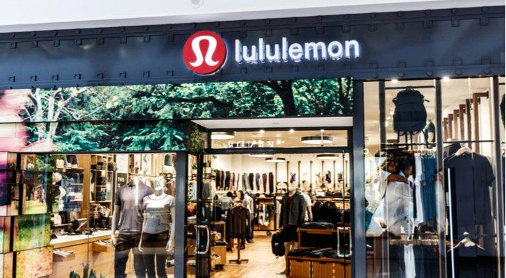 Lululemon stock probably tops out around $160