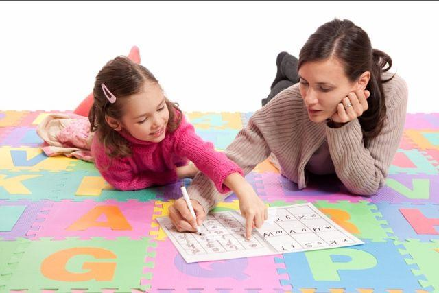 Learn how sounds will help your child read and spell