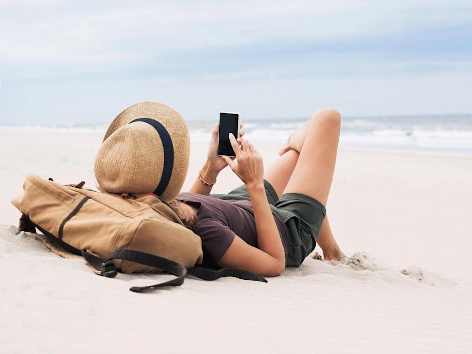 Data roaming on holiday in the EU has become the norm for many (Getty/iStock)