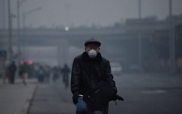 Air pollution has been linked to worse outcomes for those infected with the novel coronavirus