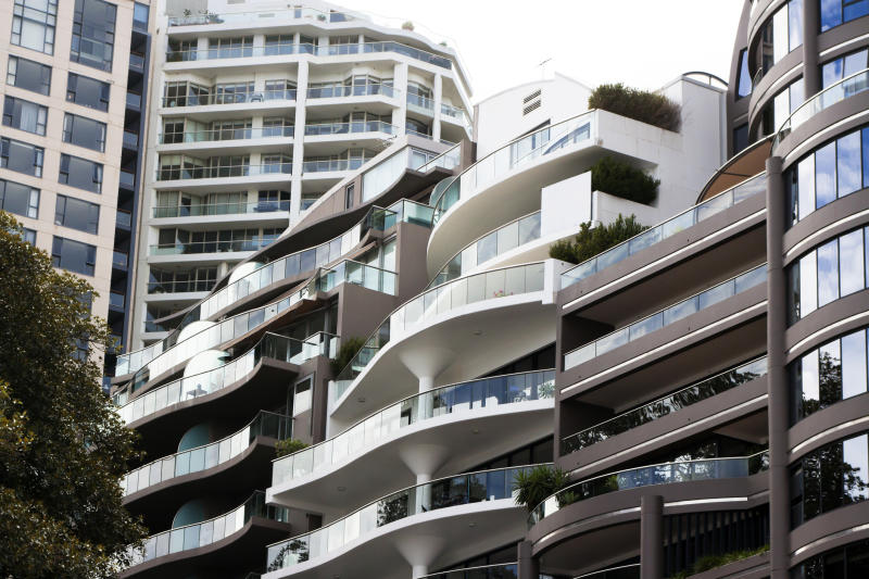Buyers are losing confidence in NSW apartments. Image: Getty