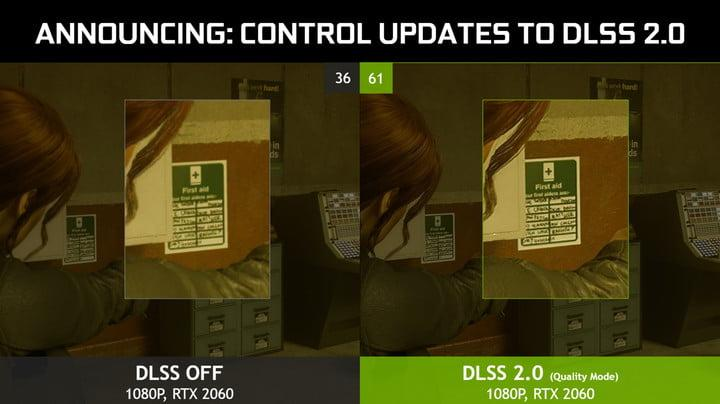 Control And Mechwarrior 5 Are Getting Nvidia's New DLSS This Week