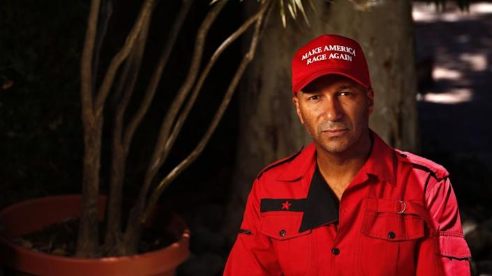 "Musician Tom Morello has released a new protest song, ""Stand Up."" <span class=""copyright"">(Mel Melcon / Los Angeles Times)</span>"