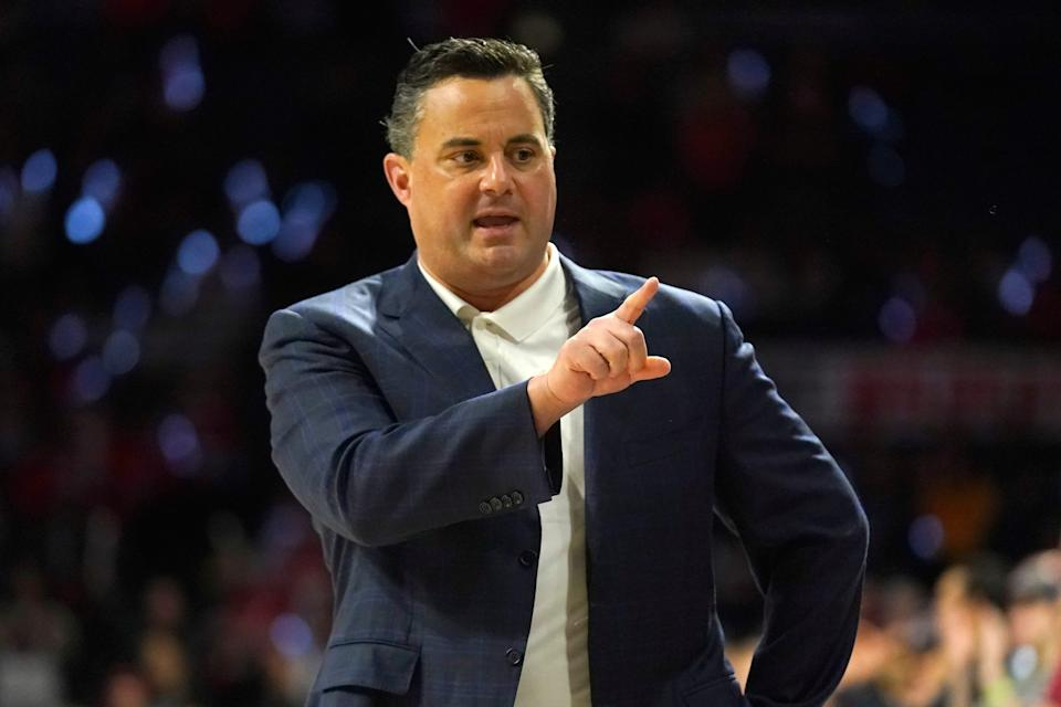 Sean Miller had a 302-109 record in 12 seasons at Arizona.
