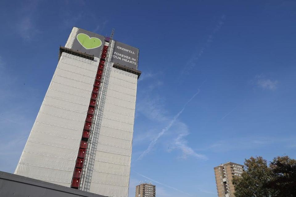 An inquiry into the Grenfell disaster has heard that designers and contractors were ignorant of fire regulations regarding cladding (Steve Parsons/PA) (PA Wire)