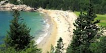 """<p>It's a fact: Maine's beaches are cold, but that doesn't take away from their beauty. One of the state's top strands is <a href=""""https://www.tripadvisor.com/Attraction_Review-g143010-d504861-Reviews-Sand_Beach-Acadia_National_Park_Mount_Desert_Island_Maine.html"""" rel=""""nofollow noopener"""" target=""""_blank"""" data-ylk=""""slk:Sand Beach"""" class=""""link rapid-noclick-resp"""">Sand Beach</a>, located within <a href=""""https://www.bestproducts.com/fun-things-to-do/g2543/best-national-parks-for-hiking/"""" rel=""""nofollow noopener"""" target=""""_blank"""" data-ylk=""""slk:Acadia National Park"""" class=""""link rapid-noclick-resp"""">Acadia National Park</a> on Mount Desert Island. This golden-sand beach is the perfect spot to unwind after a hike.</p><p><a class=""""link rapid-noclick-resp"""" href=""""https://go.redirectingat.com?id=74968X1596630&url=https%3A%2F%2Fwww.tripadvisor.com%2FHotel_Review-g60709-d320282-Reviews-Atlantic_Oceanside_Hotel_and_Event_Center-Bar_Harbor_Mount_Desert_Island_Maine.html&sref=https%3A%2F%2Fwww.redbookmag.com%2Flife%2Fg34756735%2Fbest-beaches-for-vacations%2F"""" rel=""""nofollow noopener"""" target=""""_blank"""" data-ylk=""""slk:BOOK NOW"""">BOOK NOW</a> Atlantic Oceanside Hotel</p><p><a class=""""link rapid-noclick-resp"""" href=""""https://go.redirectingat.com?id=74968X1596630&url=https%3A%2F%2Fwww.tripadvisor.com%2FHotel_Review-g60709-d89223-Reviews-Bar_Harbor_Inn-Bar_Harbor_Mount_Desert_Island_Maine.html&sref=https%3A%2F%2Fwww.redbookmag.com%2Flife%2Fg34756735%2Fbest-beaches-for-vacations%2F"""" rel=""""nofollow noopener"""" target=""""_blank"""" data-ylk=""""slk:BOOK NOW"""">BOOK NOW</a> Bar Harbor Inn</p><p><strong>More: </strong><a href=""""https://www.bestproducts.com/fashion/accessories/g893/beach-bags-totes/"""" rel=""""nofollow noopener"""" target=""""_blank"""" data-ylk=""""slk:Stylish Beach Bags For Your Next Tropical Getaway!"""" class=""""link rapid-noclick-resp"""">Stylish Beach Bags For Your Next Tropical Getaway!</a></p>"""