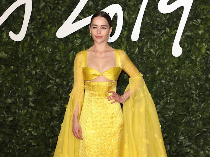 Emilia Clarke's brother swiped her Christmas gift from Game of Thrones set