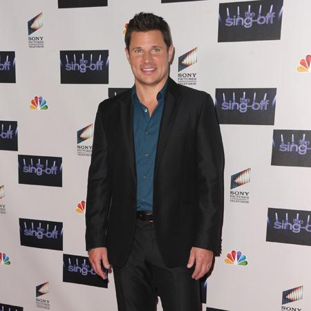 Nick Lachey: Military show is chaos