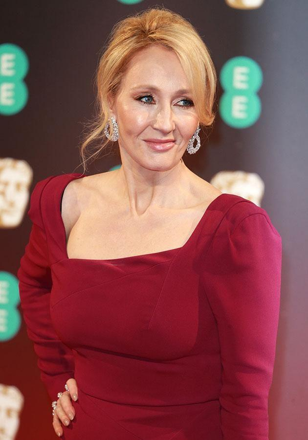J.K Rowling has been set on taking down pro-Trump figure Piers Morgan. Source: Getty