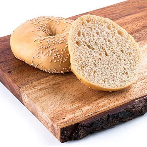"""<p>There is a specific kind of person who loves a sesame bagel more than anything. If you identify, grab these <a href=""""https://www.popsugar.com/buy/Great-Low-Carb-Sesame-Bagels-475590?p_name=Great%20Low%20Carb%20Sesame%20Bagels&retailer=amazon.com&pid=475590&price=22&evar1=fit%3Auk&evar9=46454676&evar98=https%3A%2F%2Fwww.popsugar.com%2Ffitness%2Fphoto-gallery%2F46454676%2Fimage%2F46454710%2FGreat-Low-Carb-Sesame-Bagels&list1=shopping%2Camazon%2Cbreakfast%2Cbagels%2Clow-carb%2Cketo%20diet&prop13=api&pdata=1"""" rel=""""nofollow"""" data-shoppable-link=""""1"""" target=""""_blank"""" class=""""ga-track"""" data-ga-category=""""Related"""" data-ga-label=""""https://www.amazon.com/Great-Low-Carb-Sesame-Bagels/dp/B00FAU7DHI/ref=sr_1_24?keywords=keto+bagels&amp;qid=1565022956&amp;s=gateway&amp;sr=8-24"""" data-ga-action=""""In-Line Links"""">Great Low Carb Sesame Bagels</a> ($22 for 2 bags).</p>"""