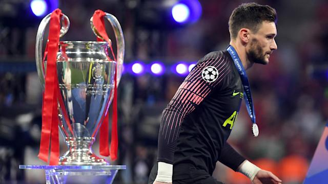 Hugo Lloris conceded Tottenham are unlikely to be contesting a Champions League final on a regular basis.