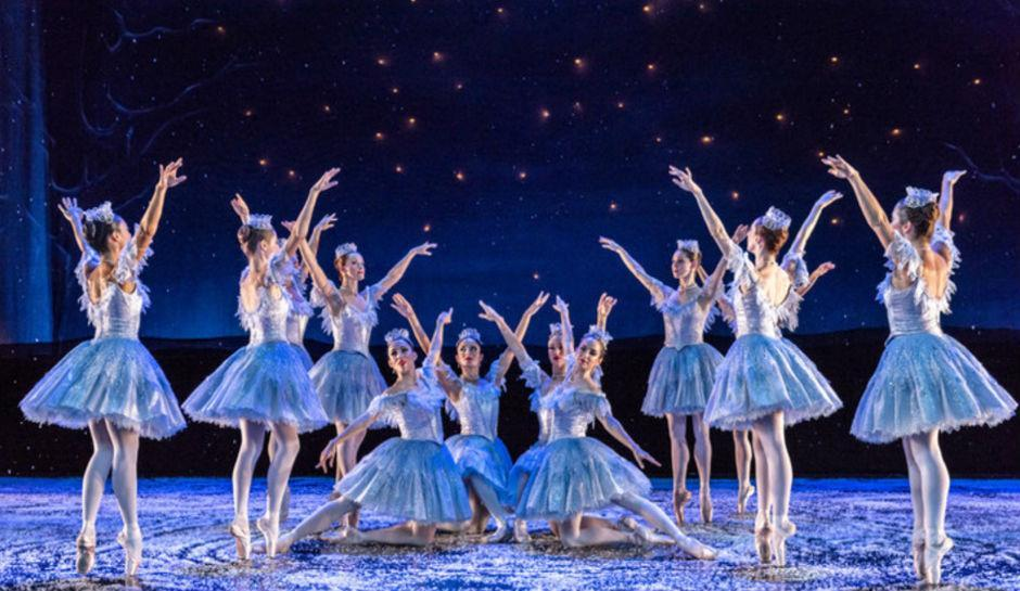 A Nutcracker Christmas Cast.A Nutcracker Christmas Hallmark Mesmerizes With Beloved