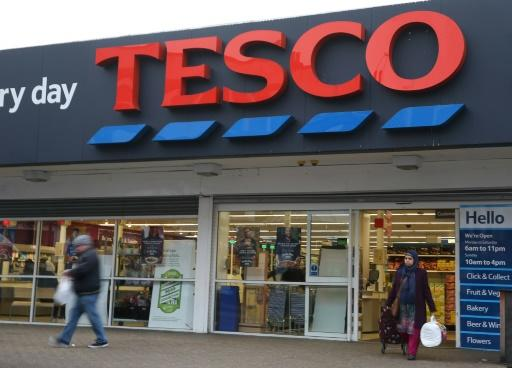 Tesco handed £214m penalties on false accounting