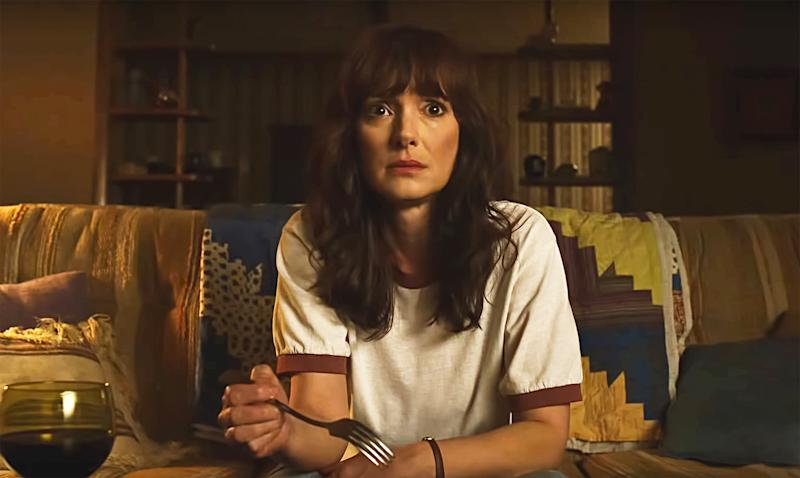 "Winona Ryder in der Horror-Serie ""Stranger Things"". (Bild: ddp)"