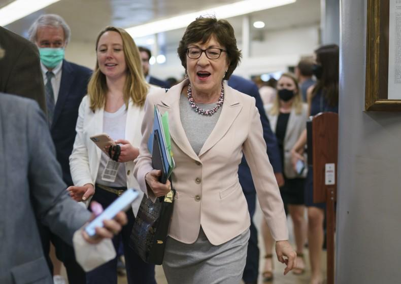 Sen. Susan Collins (R-Maine) has proposed small tweaks to the bill to try and attract more votes.