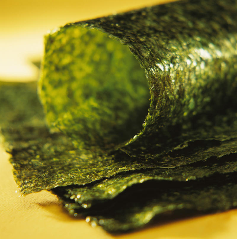 Your Obsession With Seaweed Snacks is