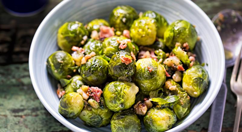 Brussels sprouts are a traditional - but often disliked - feature of Christmas dinner [Image: Getty]