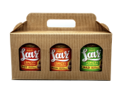 """<p><strong>$32.00</strong></p><p><a href=""""https://www.laviforhaiti.com/lavi-spicy-peanut-butter/lavi-spicy-peanut-butter-3-pack-1"""" rel=""""nofollow noopener"""" target=""""_blank"""" data-ylk=""""slk:BUY NOW"""" class=""""link rapid-noclick-resp"""">BUY NOW</a></p><p>You'll want to put this spicy peanut butter on everything. It's made with peanuts produced in Haiti, and for each jar sold, a healthy peanut-based snack is delivered to a child in Haiti's Central Plateau. You can <a href=""""https://www.laviforhaiti.com/our-story"""" rel=""""nofollow noopener"""" target=""""_blank"""" data-ylk=""""slk:learn more about Lavi's mission here."""" class=""""link rapid-noclick-resp"""">learn more about Lavi's mission here. </a></p>"""