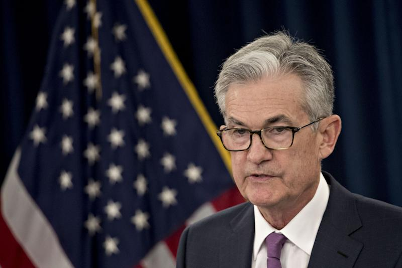 """(Bloomberg) -- Jerome Powell is likely to leave Federal Reserve interest-rate cuts firmly on the table when he appears before Congress this week, even though the latest U.S. jobs report dialed down the urgency to ease borrowing costs.The Fed chairman, who has been hectored for months by President Donald Trump for not cutting rates, will probably repeat language from the Federal Open Market Committee's June statement that it will """"act as appropriate'' to sustain the economic expansion -- reinforcing bets the central bank will cut at its July 30-31 meeting.Powell gives his semiannual monetary policy testimony at 10 a.m. Wednesday before the House Financial Services committee and a day later to the Senate banking panel. Lawmakers including Democratic presidential candidate Elizabeth Warren are expected to question him about a range of issues such as Trump's attacks, the state of the economy and Facebook Inc.'s new currency plans.""""He's going to have to send a clear signal this week: go, no go, or still unsure and watching the data,"""" said Stephen Stanley, chief economist with Amherst Pierpont Securities. """"If he continues to be ambiguous, the markets probably will assume that he approves of market pricing, so he might as well take a position.''Investors are fully pricing in a 25 basis point move. Here are five things to watch out for in his testimony:Risk AssessmentPowell's updated assessment of risks to the U.S. outlook will be especially important, since rising concerns would be the rationale for rate cuts. The Fed's monetary policy report released Friday highlighted a significant weakening in global trade growth and manufacturing since 2017. Uncertainly has weighed on business investment and tariffs have had a """"material but modest"""" direct impact on global trade flows, according to the study.""""Powell has made it clear that, if necessary, the Fed will take steps to assure the continuation of the expansion,'' said Ward McCarthy, chief financial economist at Jefferies. """"Wha"""
