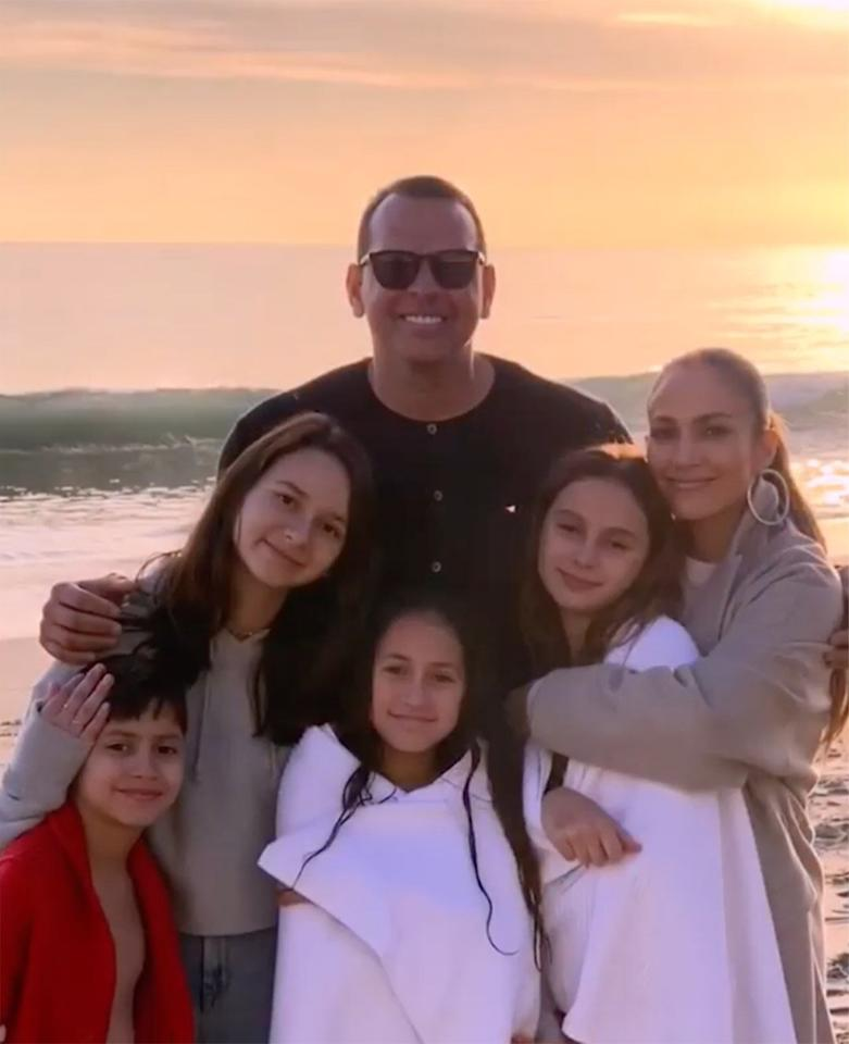 """After two years of """"true friendship"""" and """"<a href=""""https://twitter.com/JLo/status/1092225106477232128"""">so much love</a>,"""" Jennifer Lopez and Alex Rodriguez delighted fans (and <a href=""""https://people.com/music/ellen-degeneres-jennifer-lopez-alex-rodriguez-engagement/"""">Ellen DeGeneres</a>) when they announced <a href=""""https://people.com/music/jennifer-lopez-alex-rodriguez-engaged/"""">their engagement</a> on March 9.  Most importantly to the couple, their children from prior marriages have been close from the start and were eager for them to take this next step, a source <a href=""""https://people.com/parents/jennifer-lopez-alex-rodriguez-kids-wedding-source/"""">told PEOPLE</a>.  """"The kids are amazing together. And they have wanted Jennifer and Alex to get married for a long time,"""" the source said, adding, """"They will all definitely be a huge part of the wedding.""""  Before you get overwhelmed imagining just how cute their wedding will be, here's a look back at some of the sweetest photos of the couple's blended family."""