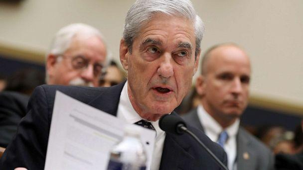 PHOTO: Former Special Counsel Robert Mueller testifies before the House Judiciary Committee about his report on Russian interference in the 2016 presidential election in the Rayburn House Office Building, July 24, 2019, in Washington, D.C. (Chip Somodevilla/Getty Images)